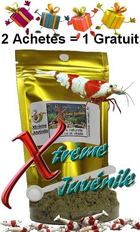 Xtreme Juvenile_2+1 offert